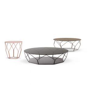 Кофейный стол Arbor от итальянского бренда Bonaldo
