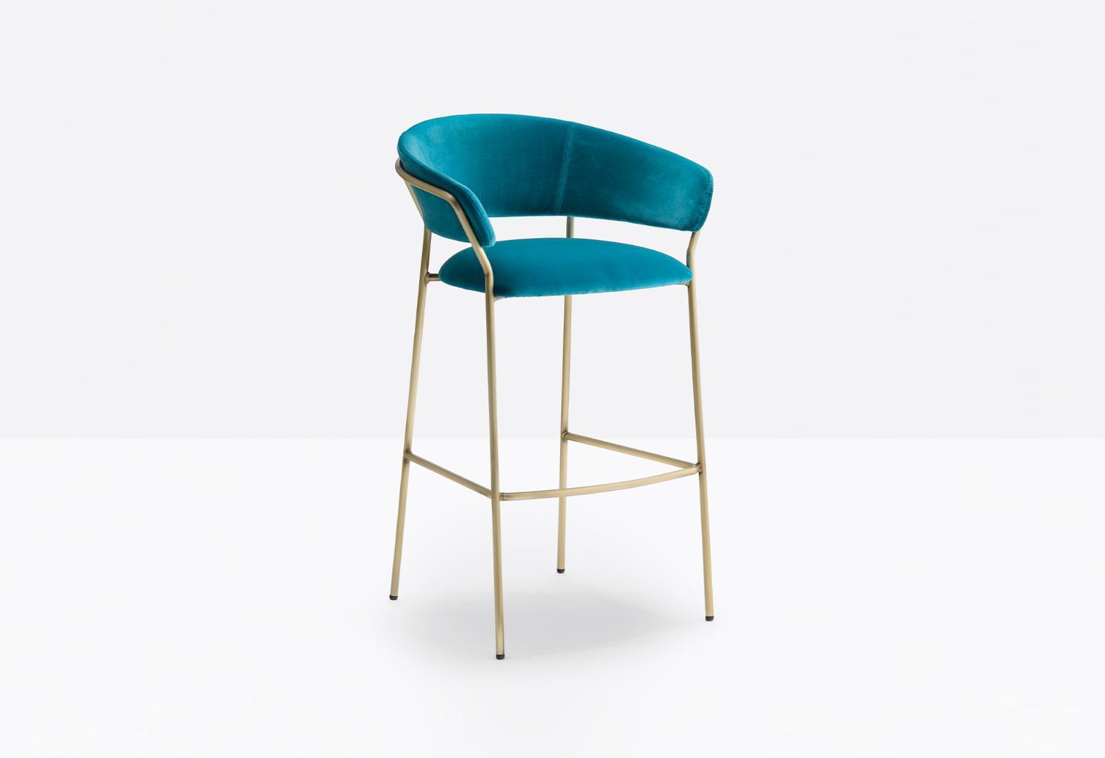 Pedrali Барний стілець Jazz 3718 від італійського виробника Pedrali